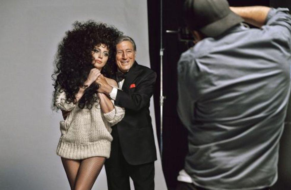 Lady Gaga et Tony Bennett : Nouveaux ambassadeurs H&M