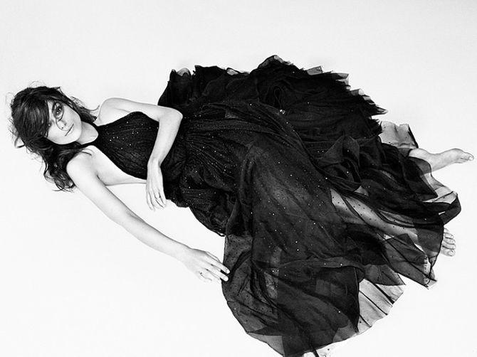 Keira Knightley pour Interview Magazine