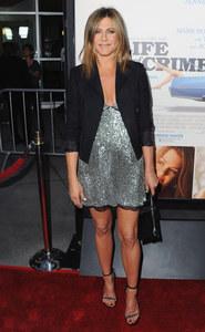 Jennifer Aniston est notre pire look de la semaine
