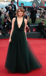 Emma Stone le 27 août 2014