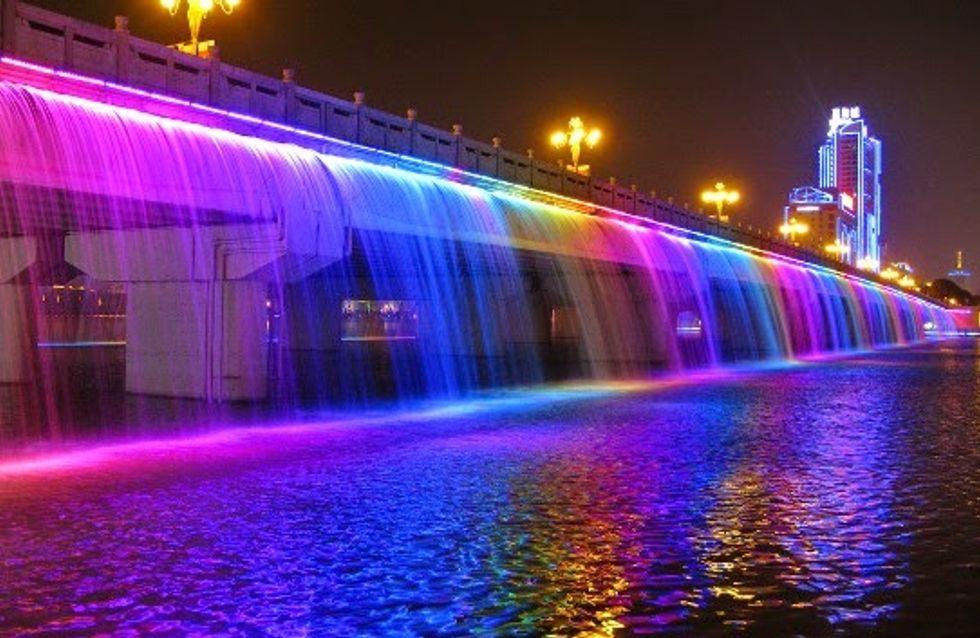 De 25 meest spectaculaire fonteinen ter wereld!