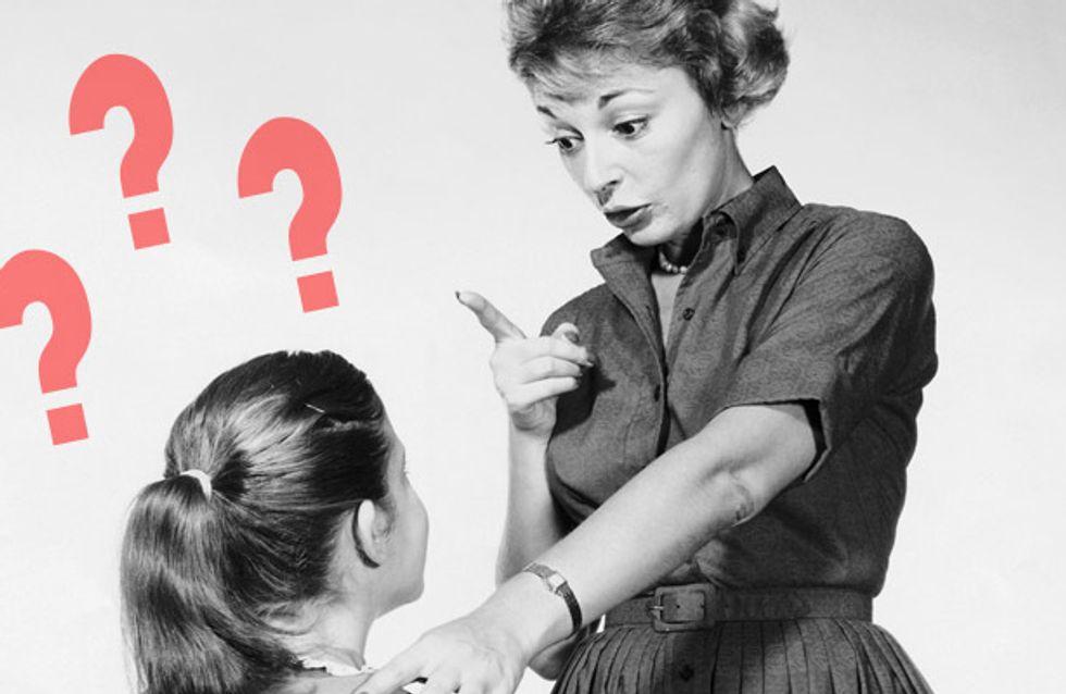 Der Mama-Code: Was Mütter sagen und was sie TATSÄCHLICH meinen.