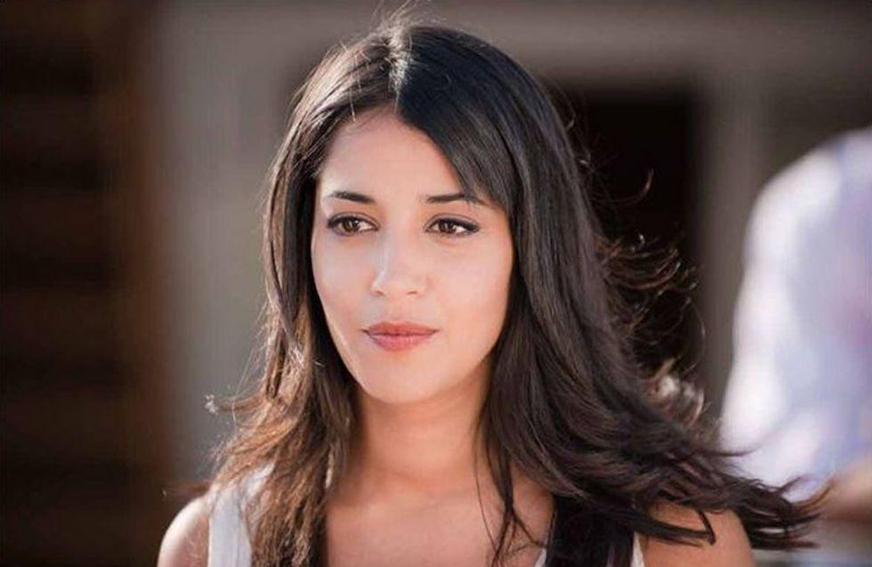 """Leila Beikhti : """"J'adore être glamour mais parfois je ne veux pas faire d'effort""""."""
