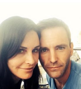 Courteney Cox et Johnny McDaid