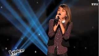 Carla pour The Voice Kids