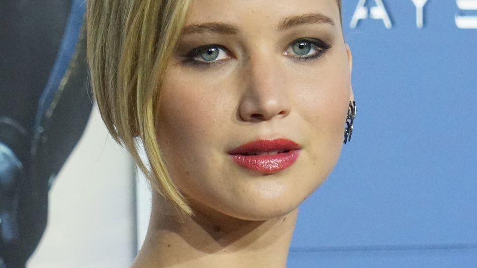 Jennifer Lawrence : Nue sur le Net