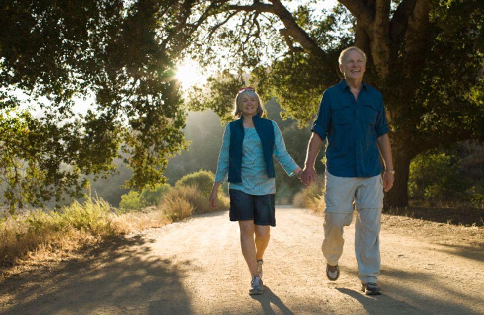 Chi più cammina, meno rischia di morire di cancro