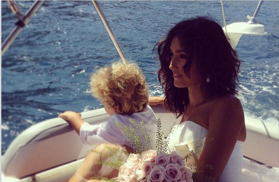 Caterina Balivo: nozze con il suo Guido. Le immagini della soubrette in abito da sposa!