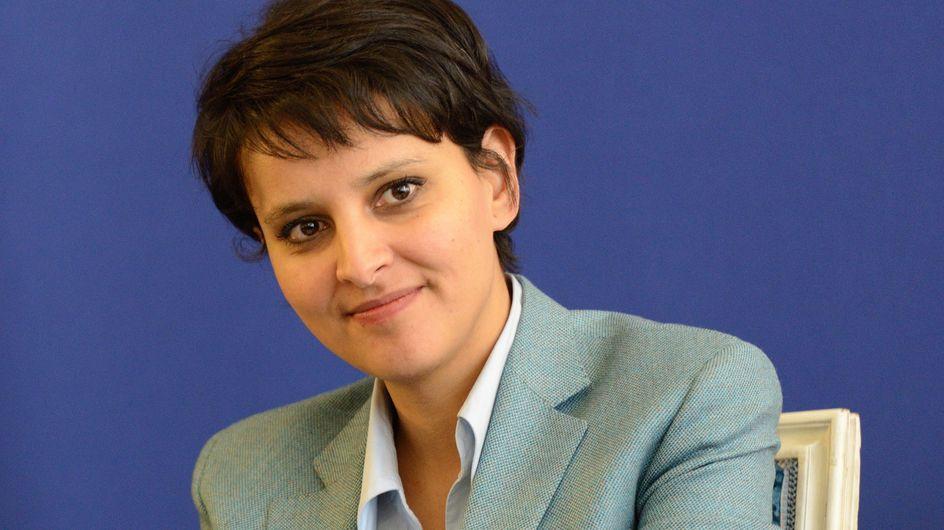 Najat Vallaud-Belkacem : Après les critiques, le tweet sexiste !
