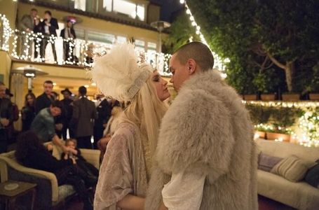 Mariage Ashlee Simpson et Evan Ross