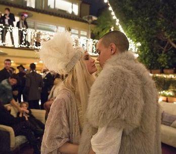 Ashlee Simpson s'est mariée ! (Photos)