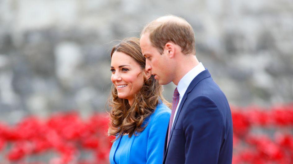 Kate Middleton et le prince William provoquent la colère de la reine