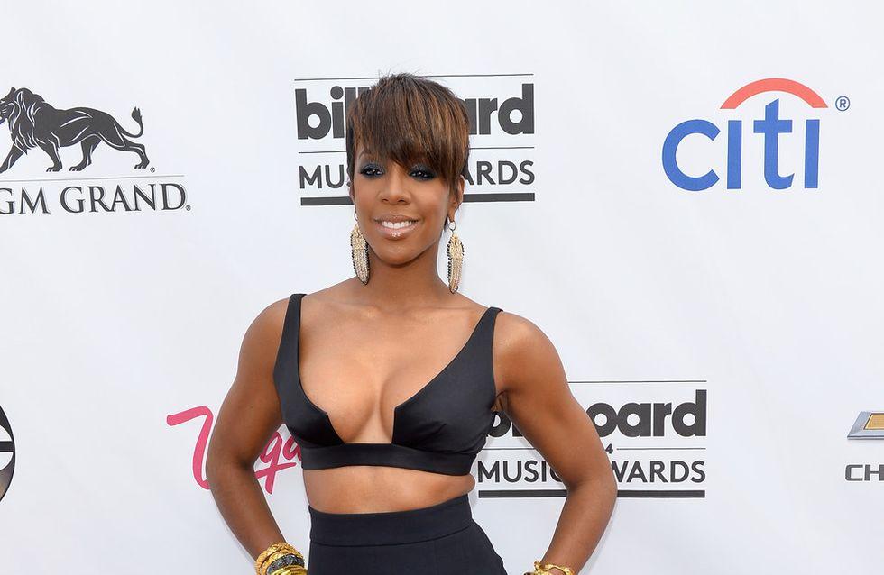Kelly Rowland : En pleine formes dans la salle de sport (Photo)