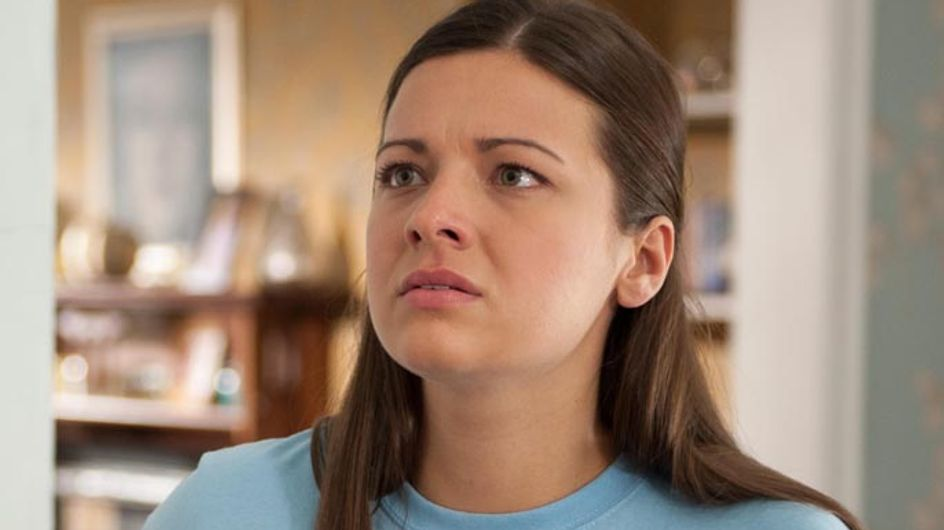 Hollyoaks 08/09 – Nico is worried sick by Sienna's disappearance