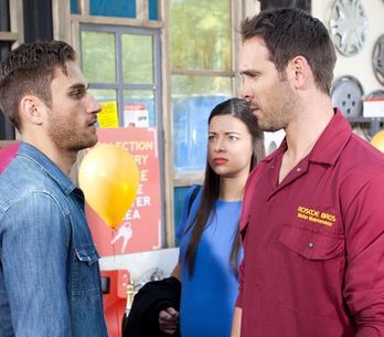 Hollyoaks 10/09 – Carmel is forced to face some hard evidence