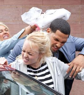 Hollyoaks 12/09 – Nana tries to stop her family plotting