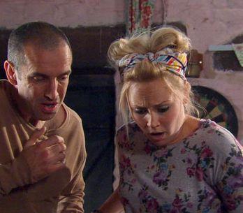 Emmerdale 08/09 – Robbie rattles Declan
