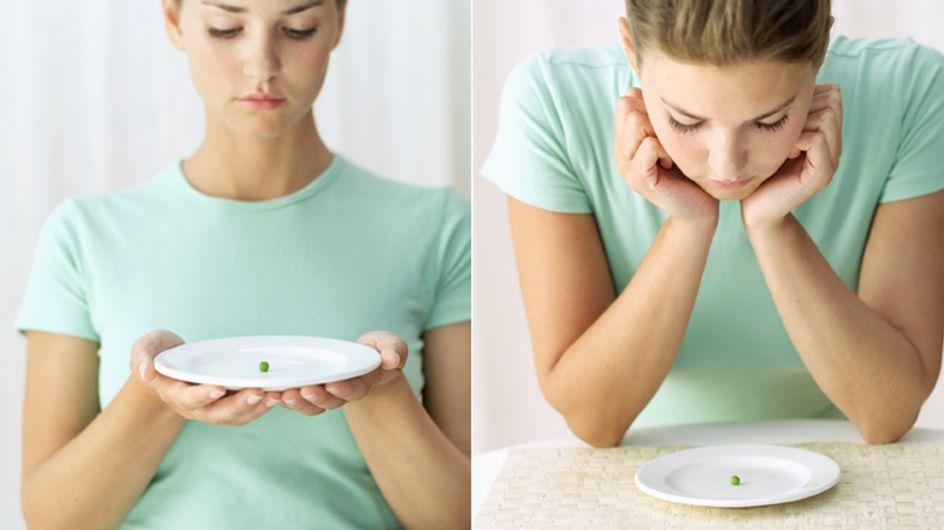 Crash-Diät: Lohnt sich das schreckliche Hungern wirklich?!