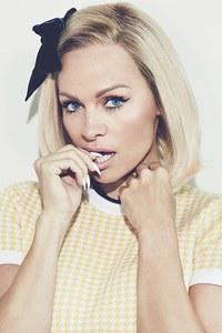 Pamela Anderson pour No Tofu Magazine