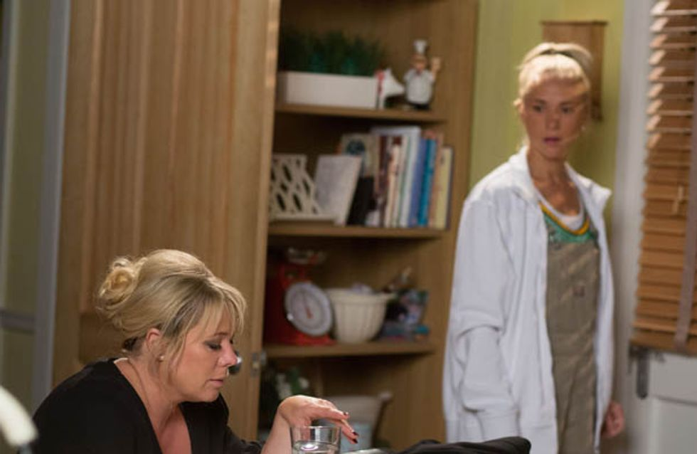 Eastenders 09/09– Phil seeks out answers
