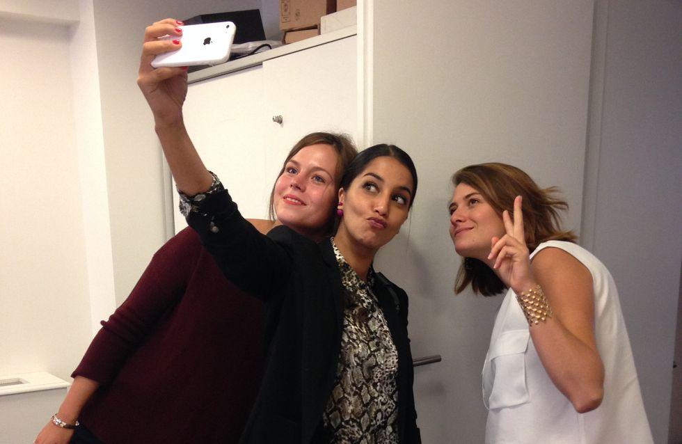 Dans les coulisses de notre rencontre avec Leïla Bekhti (photos)