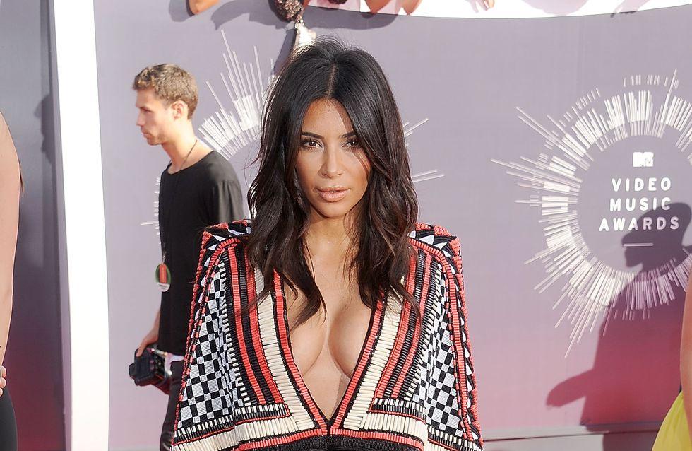 Kim Kardashian : Baby North adore s'occuper de ses cheveux