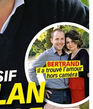 Bertrand et Marie