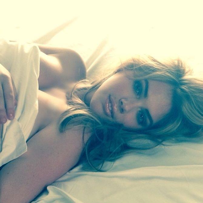 Kate Upton : Comment a-t-elle réagi à ses photos nues diffusées sur le Net ?