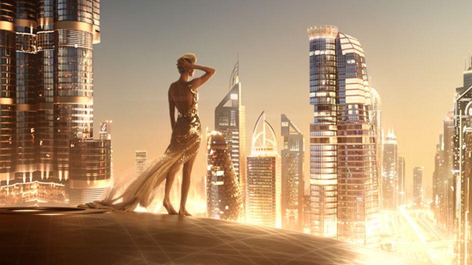 Charlize Theron : Divine conquérante pour la nouvelle campagne Dior (Vidéo)
