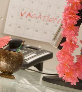 10 tips om het vakantiegevoel ook op kantoor op te roepen