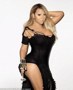 Mariah Carey pour Wonderland