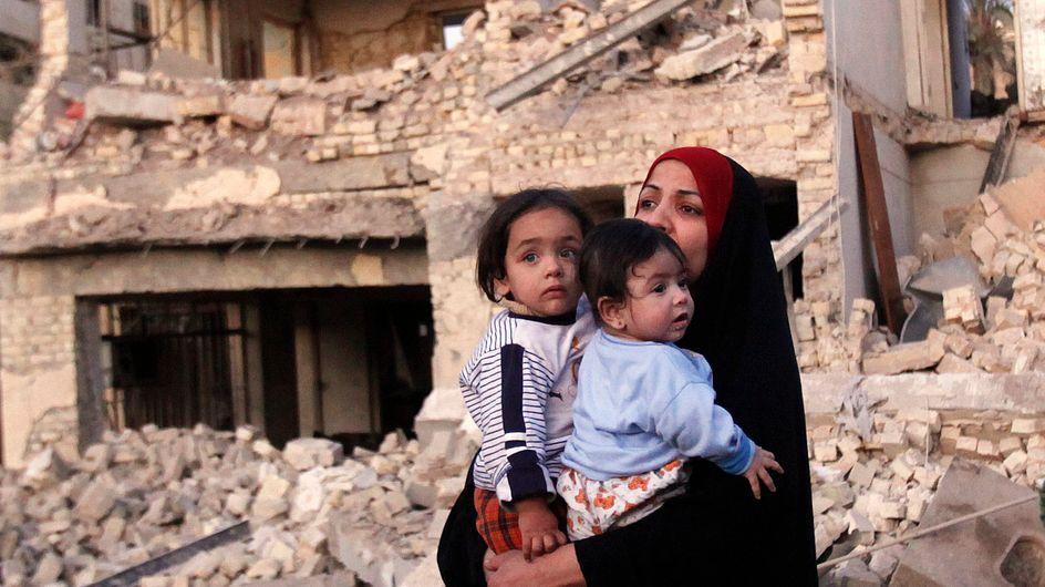 Los yihadistas secuestran a mujeres yazidíes como esclavas sexuales en Irak