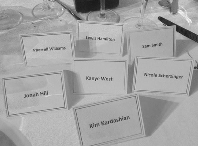 Les invités