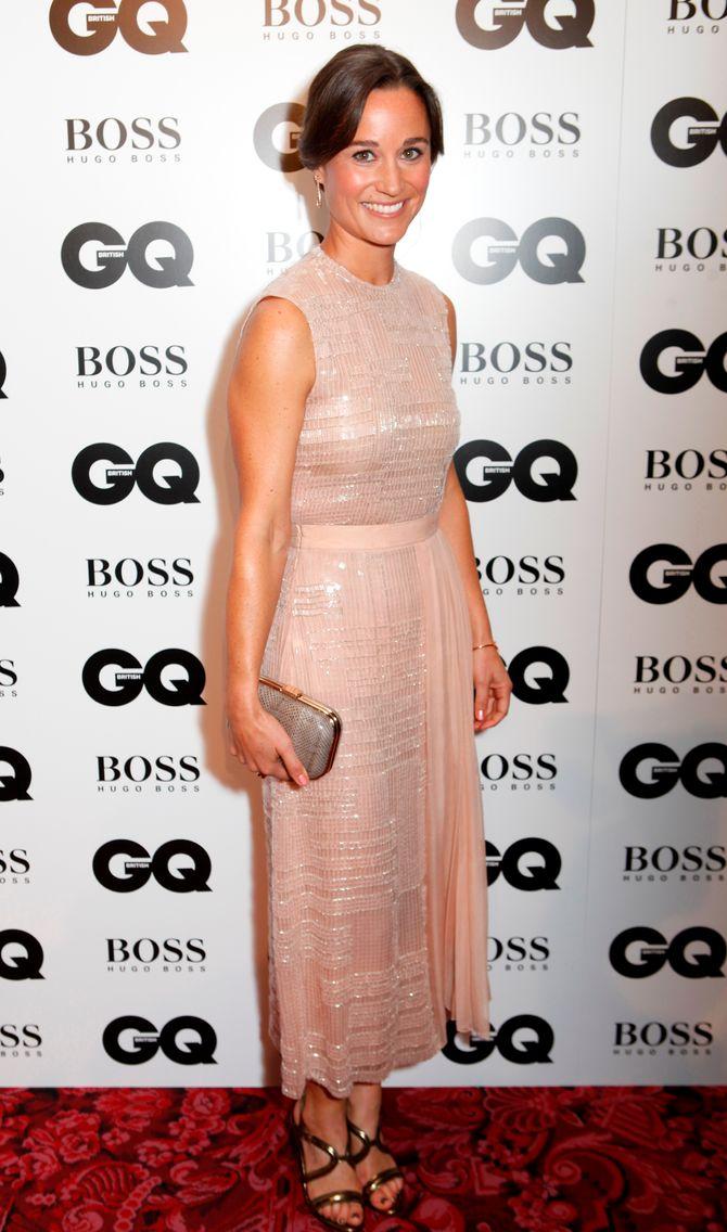 Pippa Middleton au GQ Men of the Year 2014