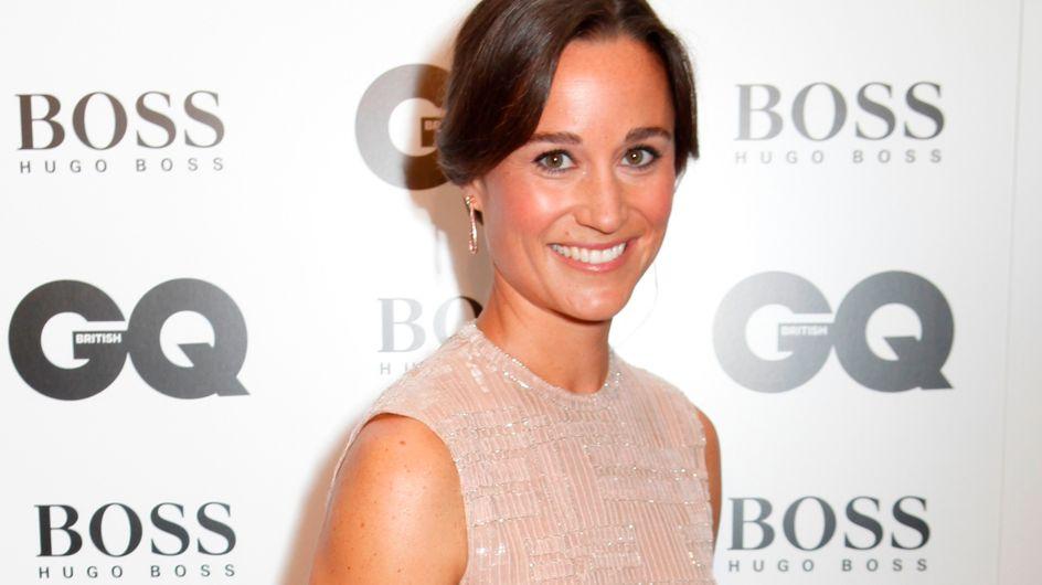 Pippa Middleton : Elégamment rétro sur le tapis rouge (Photo)