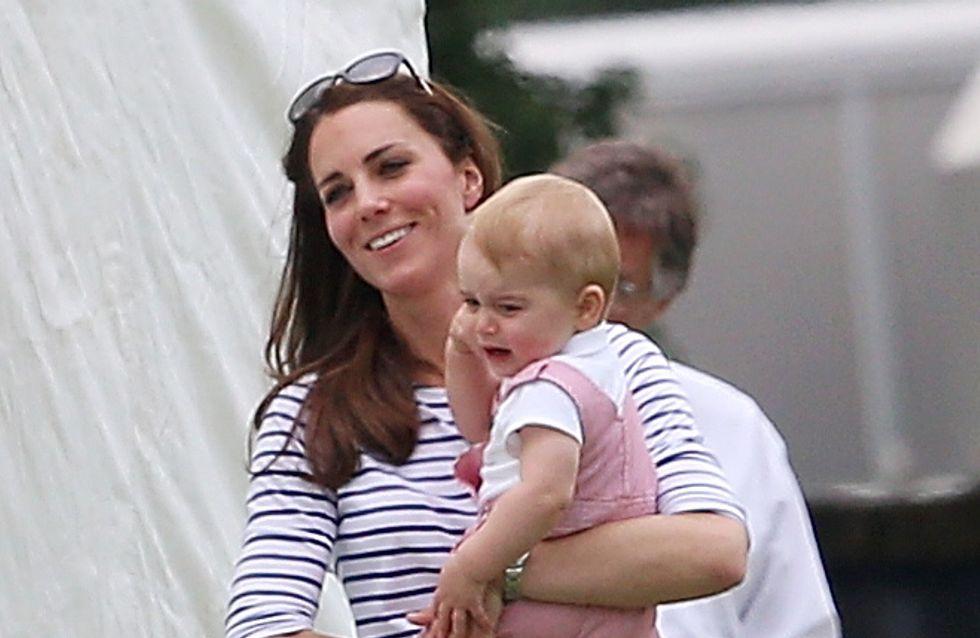 Kate Middleton : Jamais sans sa marinière !