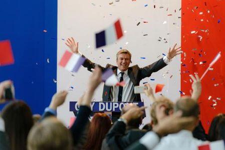 Guy Dupont, le président français