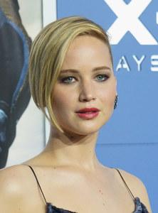 Jennifer Lawrence à l'avant première du dernier X-Men
