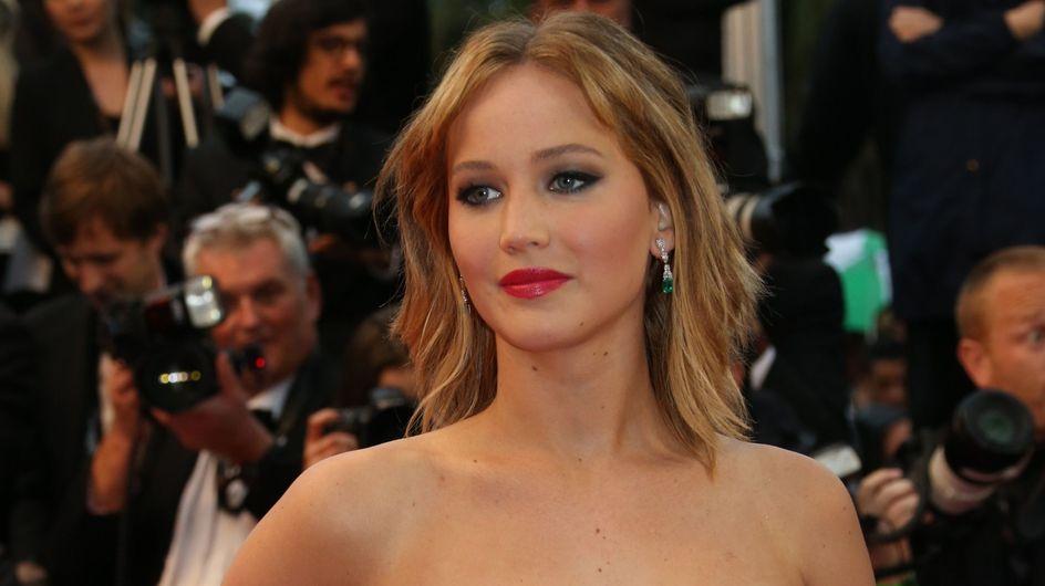 Jennifer Lawrence : Consolée par Chris Martin