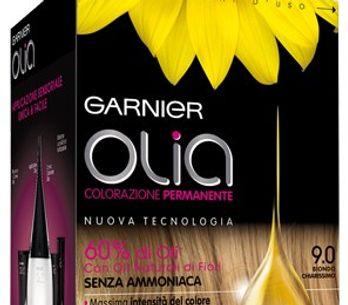 Olia di Garnier: 9.0 Biondo Chiarissimo