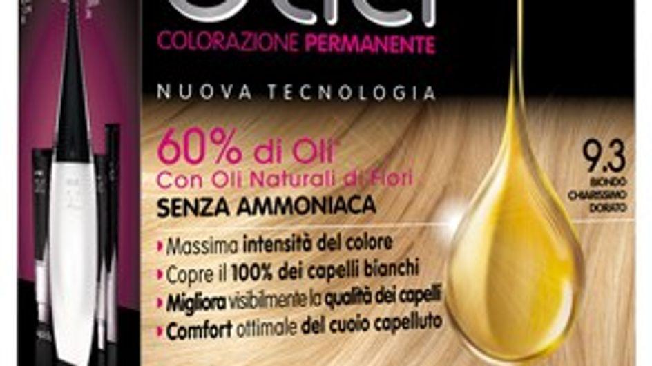 Garnier Olia: 9.3 Biondo Chiarissimo Dorato
