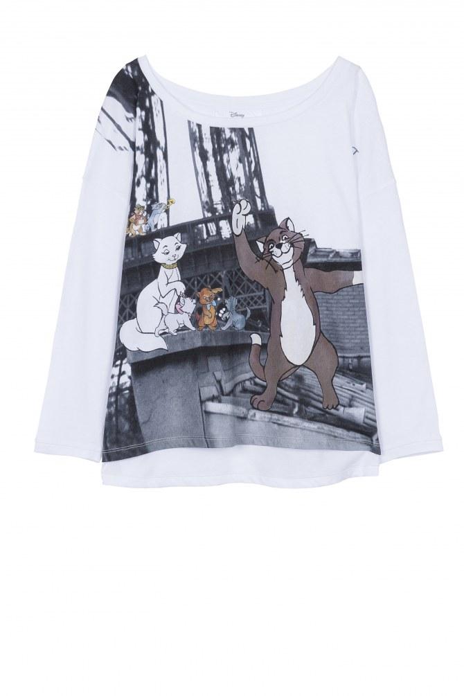 La collection Paul & Joe x Disney met à l'honneur les Aristochats