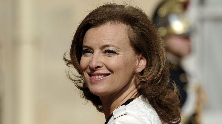 """Valérie Trierweiler : Elle regrette qu'on ne retienne que les passages """"vachards"""" de son livre"""