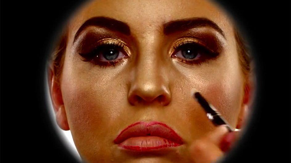 Dieses Video zeigt die wahre Schönheit, die unter all dem Make-up steckt!