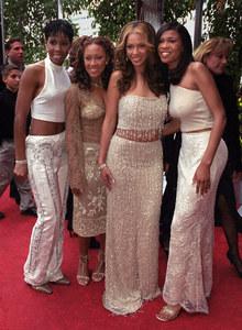 Beyoncé et les Destiny's Child en 2000