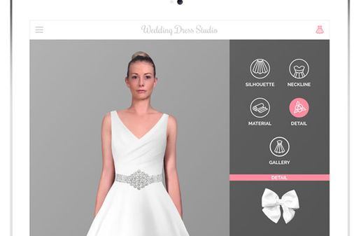 Find The Wedding Dress Of Your Dreams Without The Drama, Tears & Tantrums