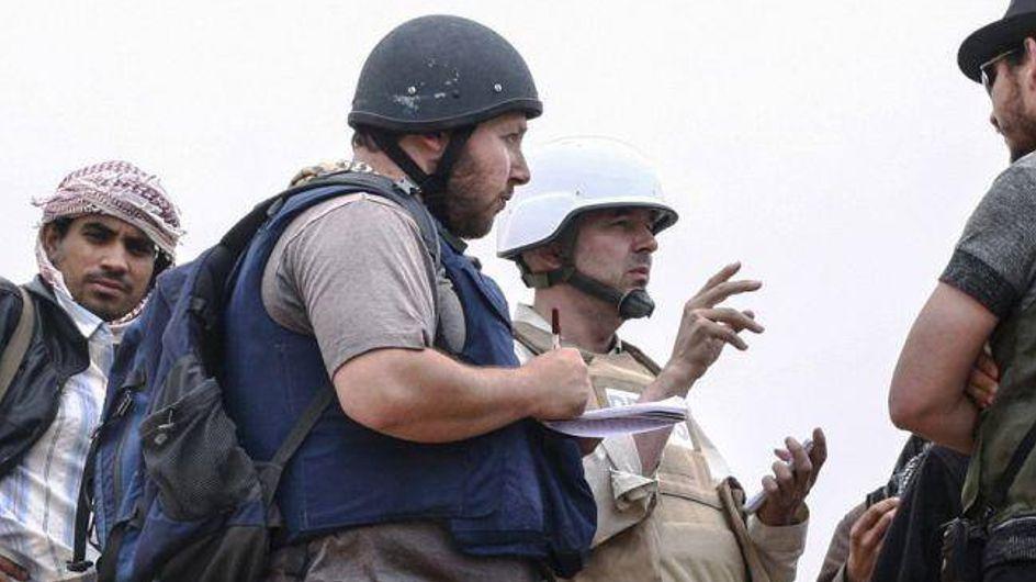 Steven Sotloff : Qui était le second journaliste tué par les djihadistes de l'Etat Islamique ?