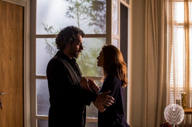 José Alfredo e Maria Ísis