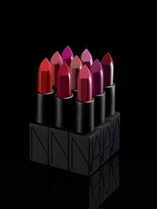 Les rouges à lèves Audacious Lipstick de Nars
