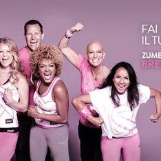 Muoviti al ritmo di Zumba e sconfiggi il tumore al seno
